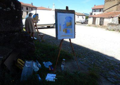 schilderworkshop frankrijk
