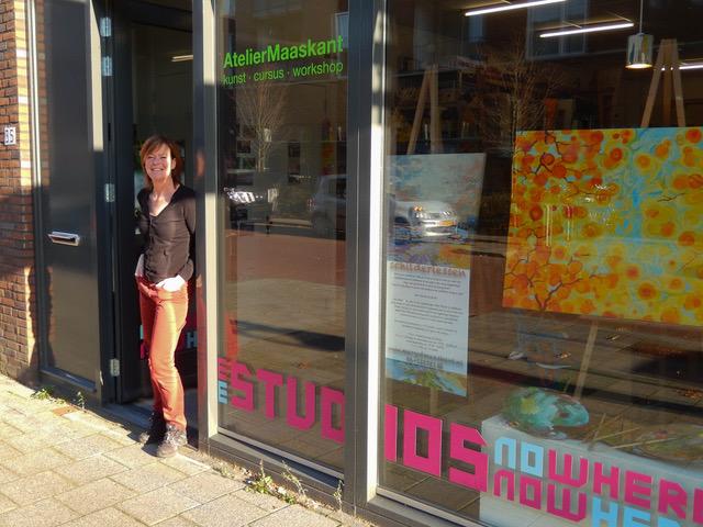 Margot Maaskant, AtelierMaaaskant